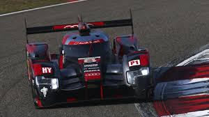 audi race car this is the 2017 audi r18 le mans prototype that dieselgate killed