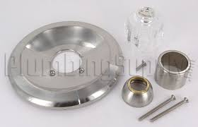Delta Shower Faucet Handle Brushed Nickel Tub Shower Trim Kits For Delta Valley Mixet And More