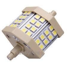energy saving flood light bulb j78 led cool white replacement energy saving security pir flood