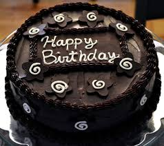 happy birthday wishes for friend with chocolate cake happy