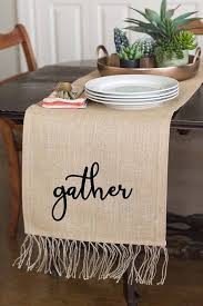 Farmhouse Table Runner Farmhouse Table Runner Country Rustic Table Runner Wedding Gift