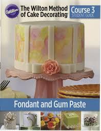 Free Wilton Cake Decorating Books Wilton Courses In Johannesburg