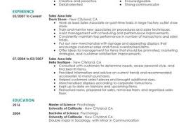 Factory Resume Examples by Resume Objective For Retail Retail Experience On Resume 89