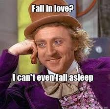 I Can T Even Meme - meme maker fall in love i cant even fall asleep