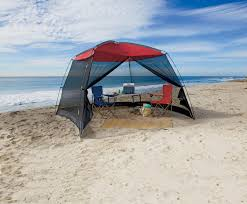 Beach Shade Umbrella Northwest Territory 10 Ft Screenhouse