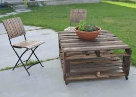 Build A Patio Table Build You Own Furniture Pallet Patio Table Part Ideas Coffee
