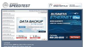 netspeed test how to monitor speed darbi