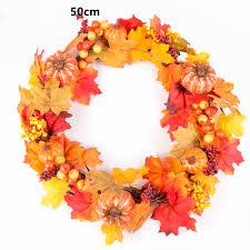 pumpkin door decoration online get cheap fall door decorations aliexpress com alibaba group