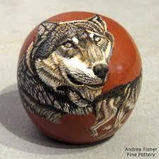 joseph lonewolf santa clara pueblo potters