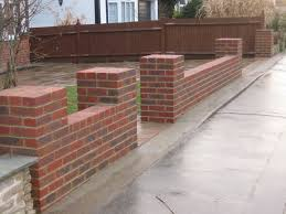 Garden Brick Wall Design Ideas Front Garden Wall Designs Search Garden Wall Ideas