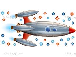 space crafts wall decals for kids vdi1227en artpainting4you eu