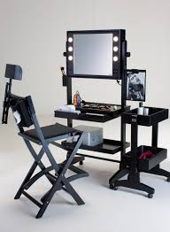 professional makeup desk table gorgeous professional vanity table for make up artists or