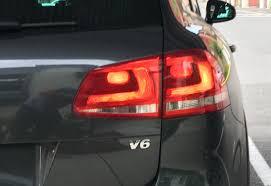vw touareg rear stop light open 2011 youtube