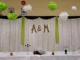 wedding backdrop monogram cheap and easy wedding monogram tutorial fynes designs