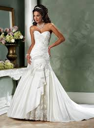 strapless wedding gowns cheap strapless wedding dresses dresscab