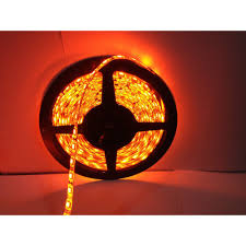 Amber Led Strip Lights by Energy Saving 12v Led Amber Led Strip Lights 5m Smd 5050