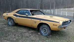 Dodge Challenger 1960 - 340 powered 1971 dodge challenger r t