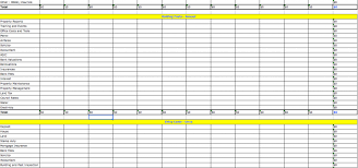 Property Management Excel Template Investment Property Spreadsheet For Tax