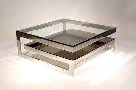 contemporary square coffee table furniture design coffee table
