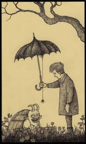 117 best monster images on pinterest drawings edward gorey and
