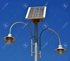 Solar Panel For Street Light by Solar Street Lamps Images U0026 Stock Pictures Royalty Free Solar