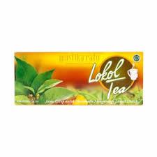 Lokol Tea harga dan spesifikasi mustika ratu lokol tea 30s harga 2018