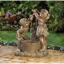 Home Depot Outdoor Decor Backyard Fountain Ideas Photo Album Garden And Kitchen