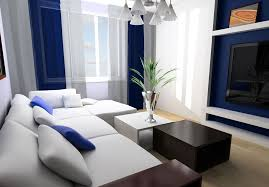 blue and white living room ideas inspiring exemplary blue and