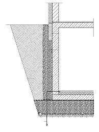 vespaio ghiaia isolante termico in vetro cellulare per vespaio aerato per