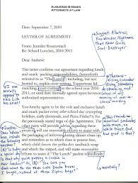 Sample Contract Letter Lunch Debate Dinner A Love Storydinner A Love Story