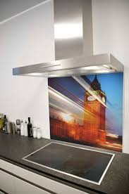 designer kitchen splashbacks kitchen nice big bang shoot patterned kitchen splashback idea for