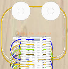 telephone wall jack wiring diagram cable incredible phone ansis me