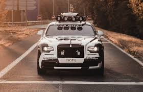 roll royce modified jon olsson introduces the ideal 810hp road adventure car meet