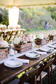 Country Wedding Decoration Ideas Country Wedding Country Rustic Wedding Centerpiece Ideas