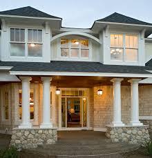 luxury craftsman style home plans craftsman style house plans craftsman house plan front photo 07