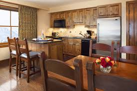 Lodge Kitchen by Teton Mountain Lodge U0026 Spa One Bedroom Suite Luxury Retreats