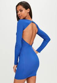 backless dresses open u0026 low back dresses missguided