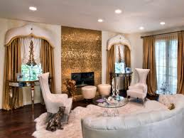 gold living room ideas design home ideas pictures homecolors