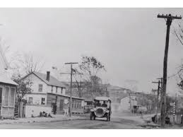 Alexandria Light And Power Throwback Thursday Richmond Highway U0027s Early Days Greater