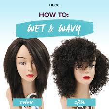 wet and wavy human hair weave hairstyles how to activate your wet wavy weave outretalks