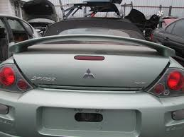 mitsubishi eclipse 1991 used mitsubishi eclipse trunk lids u0026 parts for sale