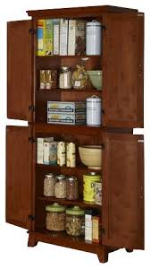 Portable Pantry Cabinet Pantry Cabinet Oak Pantry Cabinet With Pantry Cabinetfinished And