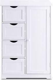 kitchen storage cabinets with drawers white wooden 4 drawer bathroom kitchen cabinet