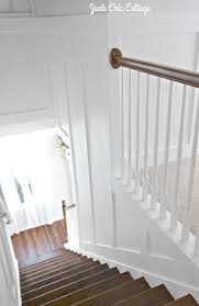 Wainscoting On Stairs Ideas Wainscoting Stair Design Pictures Remodel Decor And Ideas