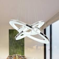 3 Pendant Light Unitary Brand Modern Warm White Led Acrylic Pendant Light With 3