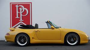 You Should Draft Omar Vizquel U0027s Strosek Tuned Porsche 993