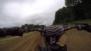 dirt bike motocross videos motocross dirt bike great pov over whoop section stock video