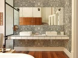 tapeten für badezimmer badezimmer tapete 20 traumhafte modelle wall decò