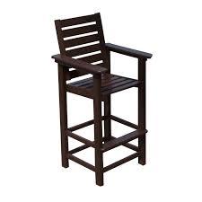 outdoor resin wicker fiji bar stool u2013 outdoor decorations