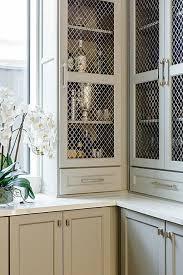 best 25 chicken wire cabinets ideas on pinterest farmhouse